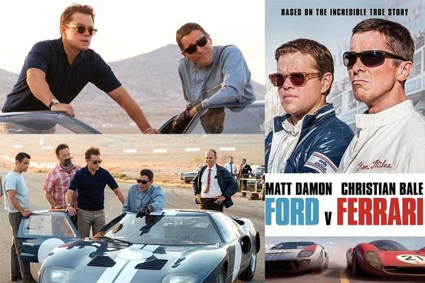 Is Ford V Ferrari A True Story Stars Of The Screen