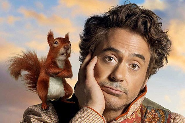 Is Dolittle a remake of Dr Dolittle?
