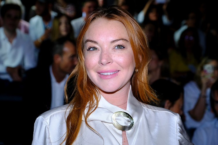 Lindsay Lohan is returning to big movie