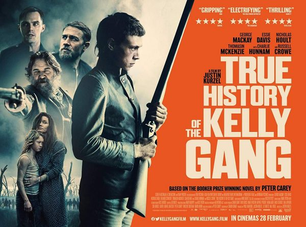 "New Ned Kelly movie Cast ""True History of the Kelly Gang"""