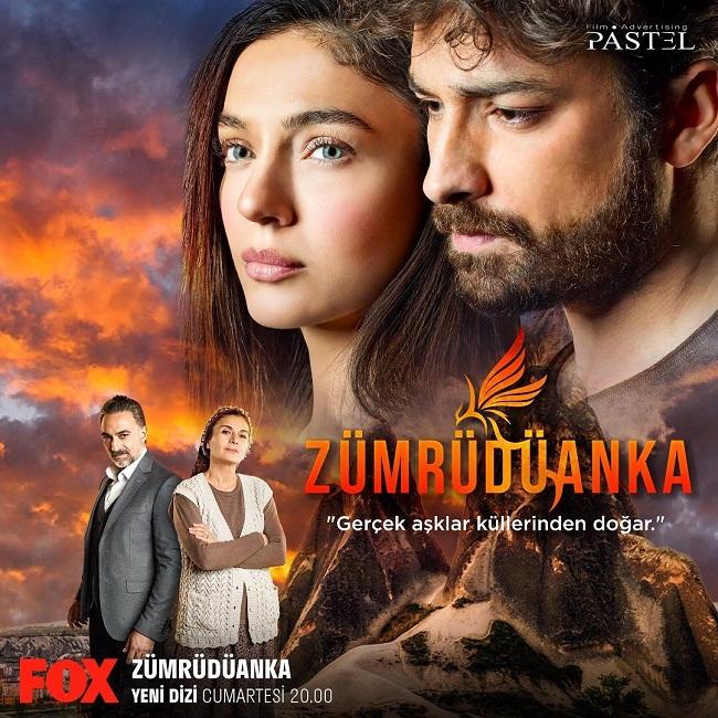 New Turkish Series 2020 Zümrüdüanka The Phoenix
