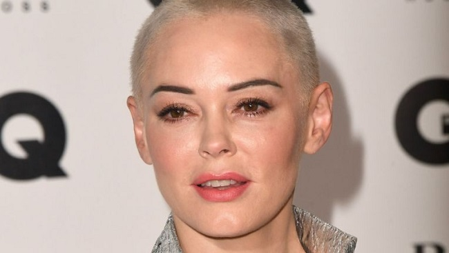 Rose McGowan's Girlfriend