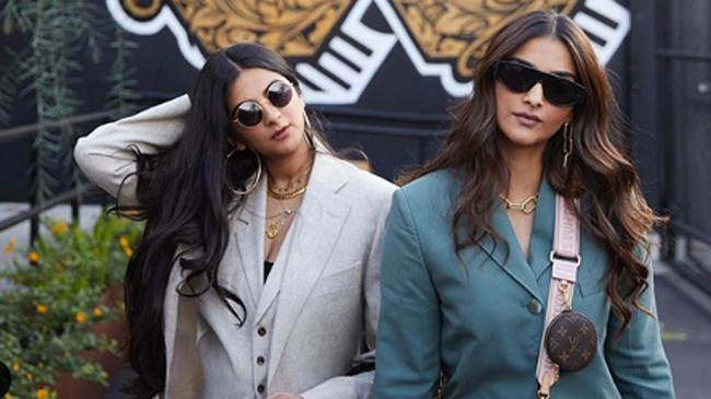 Sonam and Rhea Kapoor joined hands with Los Angeles Tourism