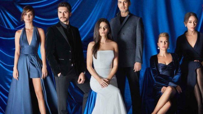 TV Series Turkey ZEMHERI (2020)