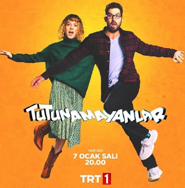 Turkish Series 2020 Tutunamayanlar (The Expendables)