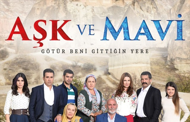 Ask Ve Mavi Cast Story and Plot