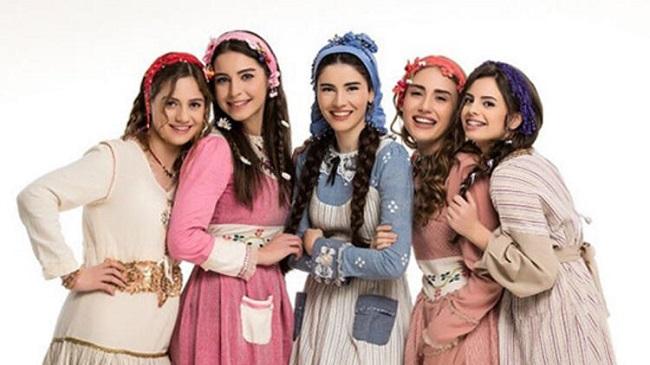 Latest Turkish series Hanım Köylü 2020 (Dizi)