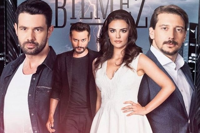 Nobody Knows Turkish Drama Cast