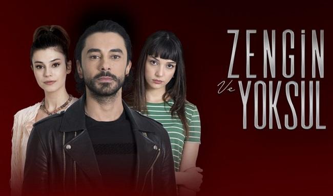Zengin ve Yoksul Turkish Drama Cast
