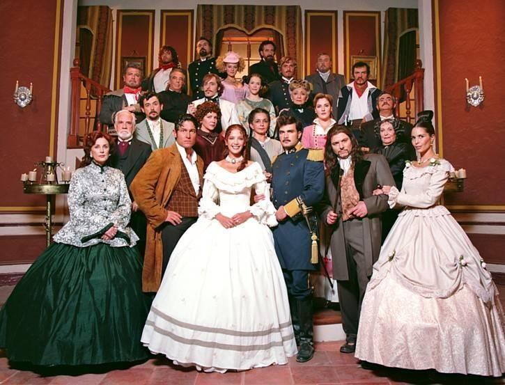 Amor real - Popular Spanish TV Series