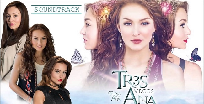 Tres veces Ana Popular Mexican TV Series Cast