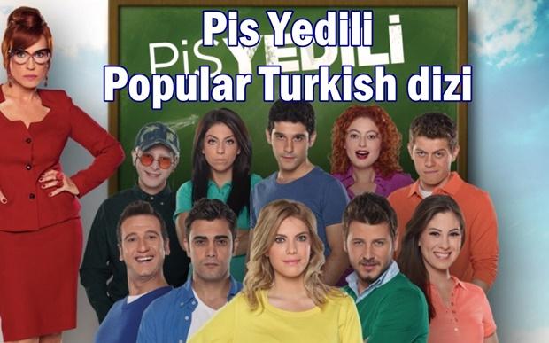 Pis Yedili Popular Turkish dizi