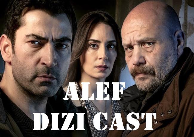 Alef dizi Cast