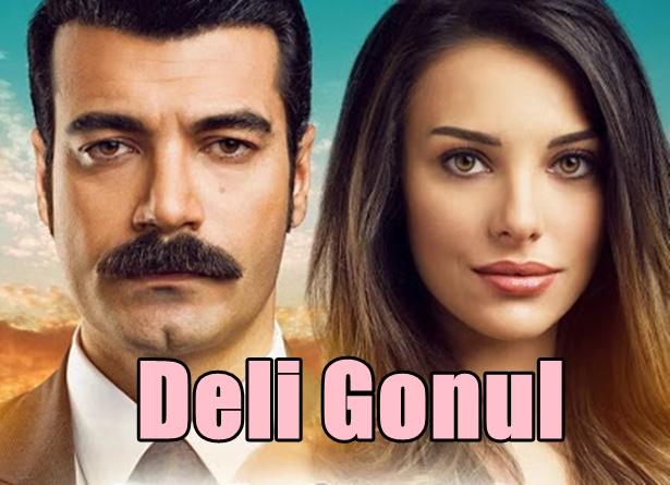 Deli Gonul Turkish TV Series Cast