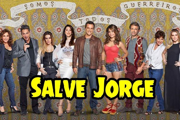 Salve Jorge Elenco