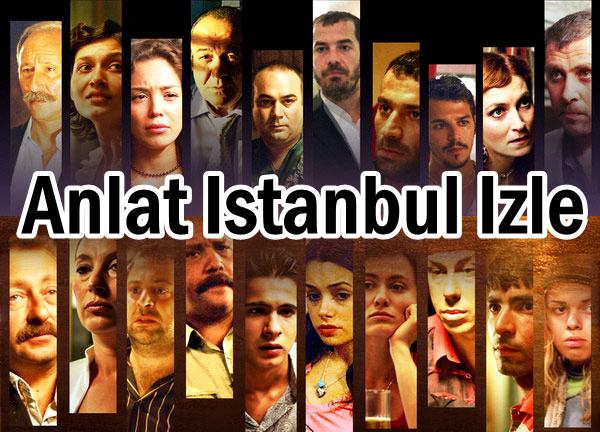 Anlat Istanbul Izle